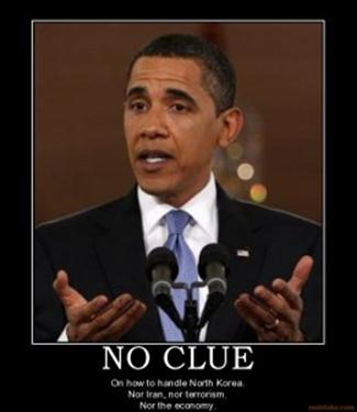 Obama has no experience for the economy