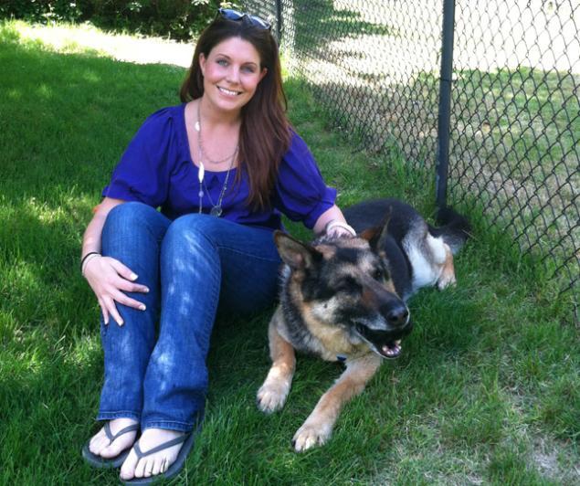 Rip Marine Megan Leavey Says Goodbye As Her K9 Sgt Rex