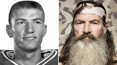 Pittsburgh Steelers' Terry Bradshaw talks about Phil Robertson